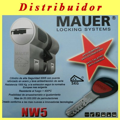 Distribuidor autorizado Mauer Locking Systems